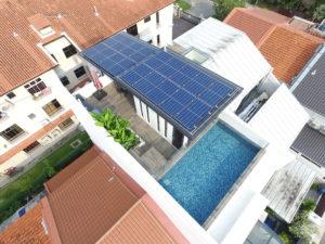 Koon Seng solar home